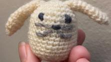Hybrid: Yarn Crafting Online in the Park