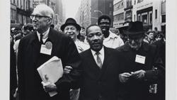 Rev. Dr. Martin Luther King Jr. in New York City