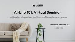 Airbnb 101 Seminar