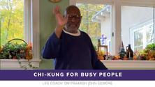 Qigong with John - Virtual Meeting