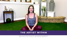 The Artist Within - EFT Tapping and Meditation - Virtual Meeting