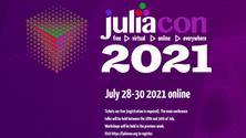JuliaCon 2021 - Virtual Conference