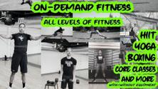 On- Demand Fitness Classes