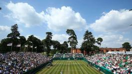 A VIP day to The Boodles Tennis Challenge