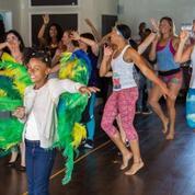 Brazilian Samba, Fitness, Health and Wellness Community
