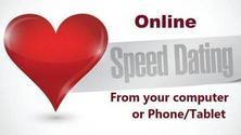 Online SPEED DATING (30s & 40s) / (40s & 50s)
