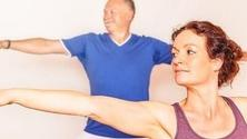 Virtual Yoga and Relaxation: Moderate Yoga Classes (Saturdays)