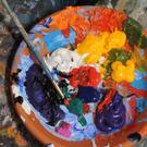 Art, Creativity and Process Group  Every Wednesday 9:30-11am