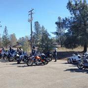 Nor Cal Motorcycle Riders.