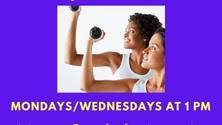 Total Body Fitness with Journonya via Zoom!