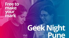 """[GeekNight Pune - April 2021]  Strategy for """"Monolith to Micro-service"""""""