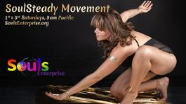 SOULSTEADY MOVEMENT: SENSUAL-SEXUAL FLOW