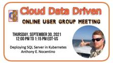 Deploying SQL Server in Kubernetes ~ Anthony E. Nocentino
