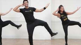 Bollywood dancing / workout