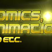 Comics Animation and Etcetera Meetup