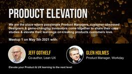 """Lean UX with Jeff Gothelf 