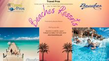 Test Drive Vacation to Beaches Resorts