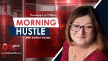 Tech Talk Morning with Kathryn Davies