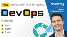 LIVE DevOps - Facts, Myths and Tools