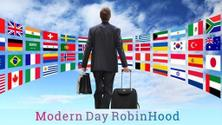 Online:RobinHood System Free life time web site access to New Members this Month