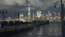 Hoboken Critical Mass Light Up The Night Bike Tour