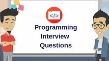 Coding Interview Problem Brainstorm and Share