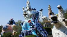 Exhibit: Niki de Saint Phalle - Structures for Life