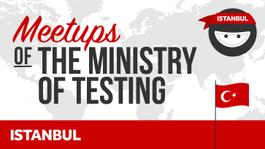 Ministry of Testing Istanbul: Performance Testing vs. Performance Engineering