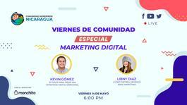 Viernes de Comunidad - Especial Marketing Digital