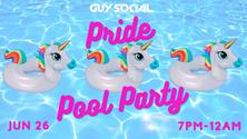 PRIDE POOL PARTY: Celebrate at NYC's ONLY GAY POOL PARTY!
