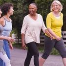 Walking Women 50+