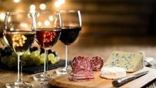Upscale Wine Tasting (Outdoor Tent)