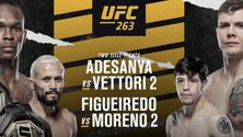 UFC 263 Watch Party