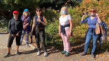 New York Walking Meetup Group for 50 Plus