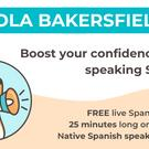 Bakersfield Spanish Language Meetup Group