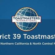 District 39 Toastmasters