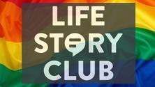 Life Story Club Virtual Meetup for LGBTQ+ Pride!