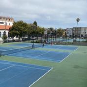 Downtown SF Tennis
