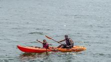 Come Kayak with The Red Hook Boaters on Brooklyn's Waterfront!