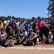 San Francisco Softball Meetup!