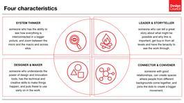 Design Council's Systemic Design Framework