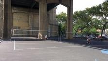 Saturday Outdoor Volleyball in Astoria Park