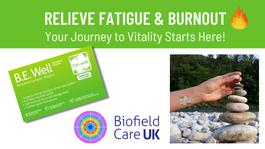 Relieve Fatigue and Burnout - Vitality Starts Here!