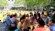IN-PERSON: Conversation Day in Bryant Park (with the fully vaccinated) Host: Yen