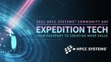 2021 HPCC Systems Community Virtual Summit