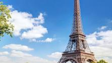 Paris Sightseeing Trip - Oct. 5 to Oct. 12