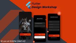 Flutter Design Workshop