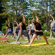 Bay Area Outdoor Yoga