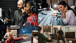 Networking & Social - Music Recording, Mastering & Production Professionals
