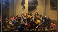 Super Smash Bros. meetup (64 - Ultimate)